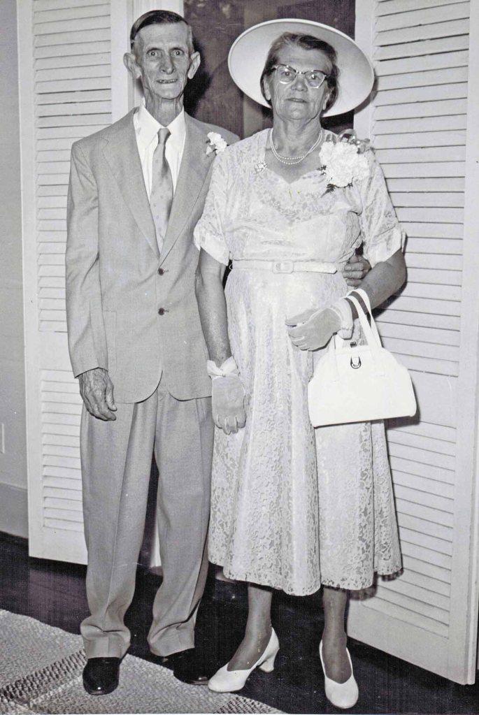 Ronald & Edith Saunders