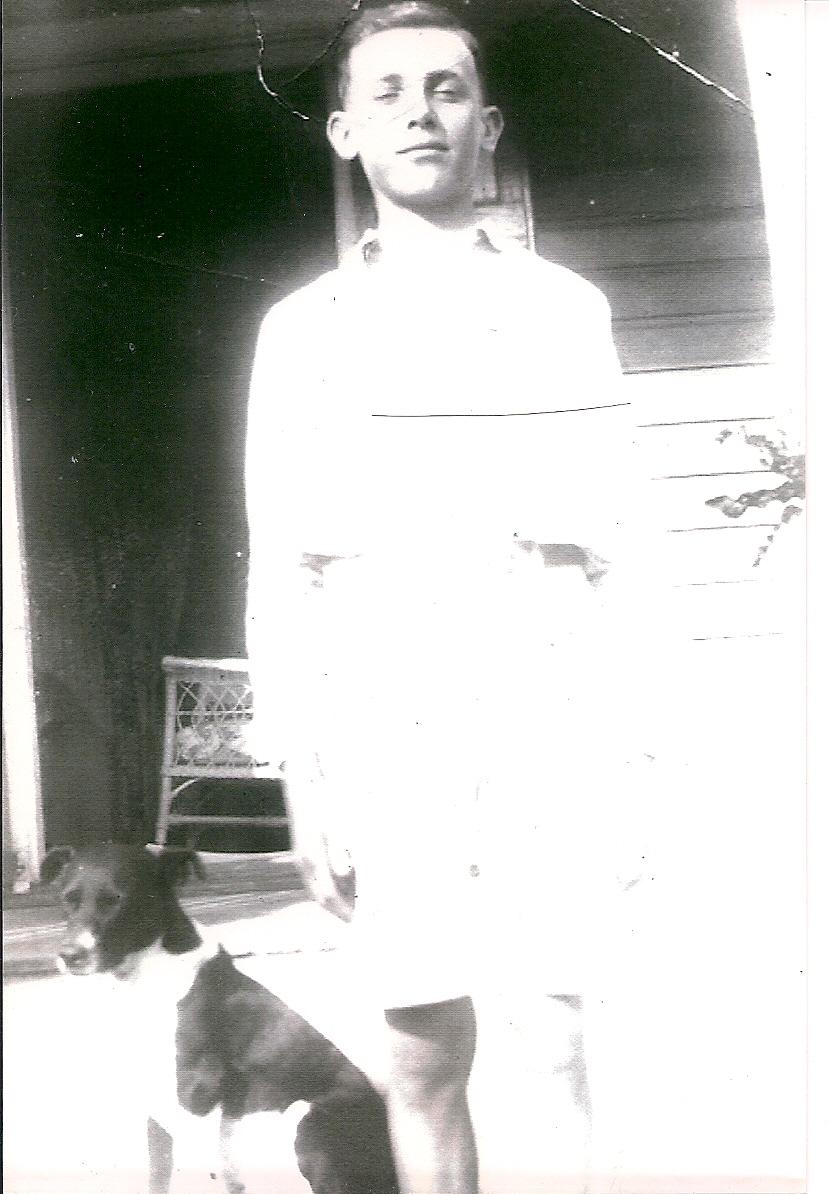John Wesley Lowe - earliest photo