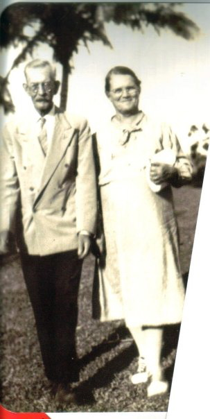 Eudora Curry and William Roberts